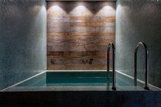 Harvia Spa Modules offer an easy and effective way to implement the furnishings and structures of even the most demanding spa destinations. The manufacturing method can also be scaled down effectively for home steam rooms, spas and shower recesses – in almost any form imaginable. Home Steam Room, Shower Recess, Amazing Bathrooms, How To Relieve Stress, In This Moment, Traditional, Spas, Destinations, Design
