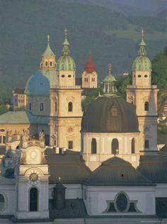 ღღ Salzburg, Austria.  My favorite European city.
