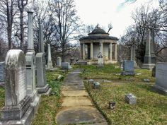 Oak Hill Cemetery, Georgetown, Washington DC