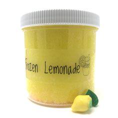 Frozen Lemonade – snoopslimes