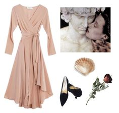 """""""Untitled #1018"""" by nibli ❤ liked on Polyvore featuring Zimmermann and Manolo Blahnik"""