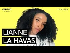 undefined Lianne La Havas, Lyrics Meaning, Latest Hits, On Today, Verify, Meant To Be, Album, Songs, Music