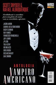 "TavernaPOP!: Review: ""Antologia Vampiro Americano"""