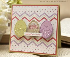 Card by Ashley Cannon Newell for Papertrey Ink (February 2012).