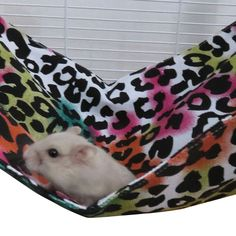 Pet Hammock //Price: $9.00 & FREE Shipping // Pet Hammock, Pet Products, Rats, Free Shipping, Animales, Ferret, Small Animals, Pets, Computer Mouse