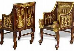 Ancient Egyptian Furniture - Bing Images