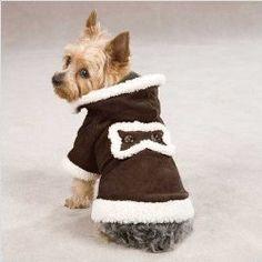 Small Sherpa Dog Coats