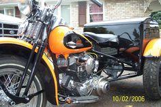 1955 trike Art Hogenson build