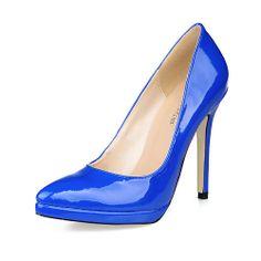 Patent Leather Stiletto Heel Pumps Party / Evening Shoes (More Colors) - USD $ 59.99