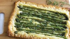 A Simply Scrumptious Easter! An article with tips for Easter and recipes including Asparagus Tart, and other easy Easter recipes. Ways To Cook Asparagus, Asparagus Tart, Asparagus Recipe, Easy Easter Recipes, Easter Brunch, Sunday Brunch, Cresent Rolls, Cheese Dishes, Christmas Cooking