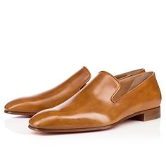 Christian Louboutin Italy Official Online Boutique - DANDELION CALF Black Calfskin available online. Discover more Men Shoes by Christian Louboutin Formal Shoes, Casual Shoes, Designer Dress Shoes, Baskets, Louboutin Online, Gentleman Shoes, Custom Made Shoes, Slip On Dress Shoes, Italian Leather Shoes