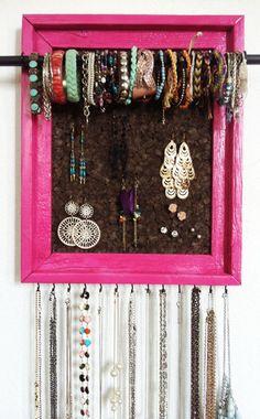 Jewelry Organizer, $52.00