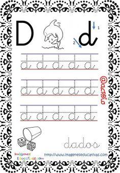Cuaderno de trazos Imágenes Educativas letra escolar (4)
