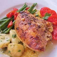 Chicken Breasts with Herb Basting Sauce - Allrecipes.com