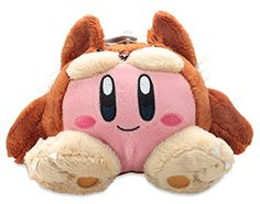 "Little Buddy Official Kirby Adventure Animal Kirby 5.5"" Plush Doll"