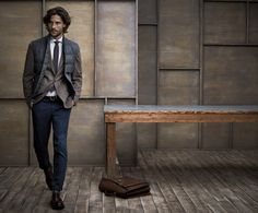 Look 25 | Men | Fall Winter 2013/2014 | Collections | Brunello Cucinelli