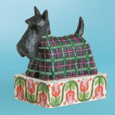 MacRover-Scottie Dog Figurine