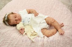Silicone Reborn Babies, Baby Dolls, Toddler Bed, Onesies, Clothes, Child Bed, Outfits, Clothing, Kleding