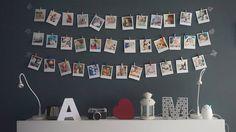 Mi regalo de cumpleaños. ..  Un pequeño recopilatorio de nuestros  momentos plasmados estilo Polaroid.   @AppLetstag #decoración #diseño #deco #hogar #design #decoration #home #arte #decor #detalles #handmade #hechoamano #diy #regalo #foto #photo #fotografia #instafoto #photooftheday #polaroid #vintage #picture #photos #camera #analog #retro #family #polaroidmurah #hofmann #hofmanspain @hofmann_spain