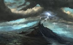 Maps, arenas, landscapes and places that exist or could exist in Ravenloft domains. Images to inspire DMs and players of Dungeons & Dragons Ravenloft Campaign Setting