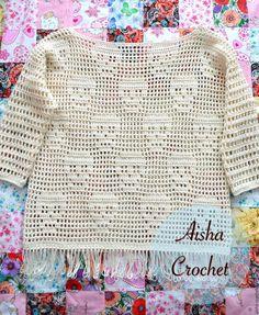 Кофты и свитера ручной работы. Джемпер с черепами. Aisha Crochet. Ярмарка Мастеров. Рисунок, джемпер крючком
