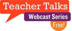 Next webcast featuring Carol Ann Tomlinson (Differentiated Instruction Guru) Tuesday, April 17th