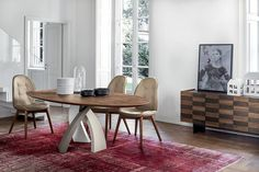 Orbital tavolo allungabile design pininfarina Calligaris | CS/4064 ...