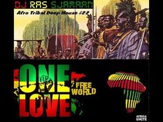Afro Tribal Deep House Music #22 mixed by DJ Ras Sjamaan