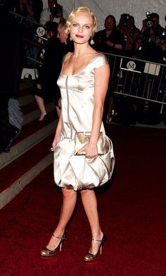 Kate Bosworth in Prada @ Met Gala 2007