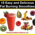 Fat burning smoothies