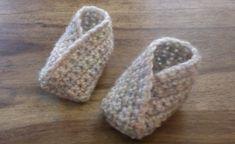 Botitas cruzadas – botitas japonesas para bebés