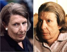 """Livia Soprano/Nancy Marchand. """"I don't know what you're talkin' about..."""""""