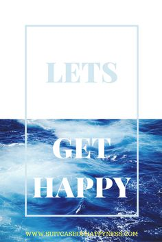 GET HAPPY TODAY // Download the first two chapters of my happiness book, Suitcase of Happyness, for FREE and start living the life you want! Happiness is just around the corner. #Happiness #Happyness #HappyBook #Book #Author #SuitcaseOfHappyness