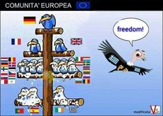 Do you agree that this is how the situation is in Europe?