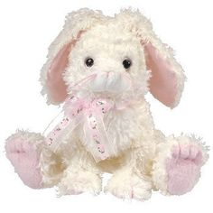 Marshmallow the White Bunny Rabbit - Ty Beanie Babies by Beanie Babies - Rabbit, http://www.amazon.com/dp/B000E7A4YQ/ref=cm_sw_r_pi_dp_WVHwrb148VTMY