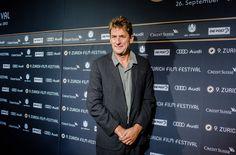 Tim Bevan on the Green Carpet at ZFF 2013