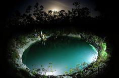 Crocodile Cave, Abaco Bahamas