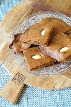 Glutenvrije speculaasbrokken zonder geraffineerde suiker
