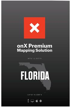 ONX Hunt: Florida Hunt Chip for Garmin GPS - Hunting Maps with Public and Private Land Ownership - Hunting Units - Includes Premium Membership Hunting App for iPhone, Android and Web >>> Click on the image for additional details. (This is an affiliate link)