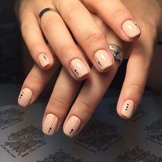 Nails 41 of thе most incredible nаіlѕ yоu'vе ever wіtnеѕѕеd page- 35 Shellac Pedicure, Shellac Nails, Nude Nails, Diy Nails, Pedicure Colors, Nail Nail, Black Nails, Matte Black, Acrylic Nails