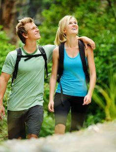 Faites de la randonnée & revigorez-vous