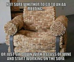 At the moment, I'm leaning toward working on the sofa. ;)