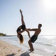 172 Me gusta, 7 comentarios – Pablo Milian (Pablo Milian) en… Couples Yoga Poses, Acro Yoga Poses, Partner Yoga Poses, Fit Couples, Yoga Inspiration, Good Night Yoga, Paar Workout, Yoga For Two, Partner Yoga