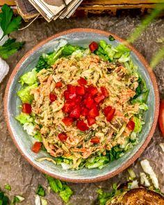 Sandwich Spread, Veggie Sandwich, Lunch Recipes, Whole Food Recipes, Healthy Recipes, Sauteed Zucchini, Vegan Pasta, Vegan Gluten Free, A Food