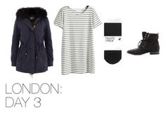 London: Day 3 by skittlebug1 on Polyvore featuring H&M and Sam Edelman