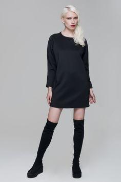 Weekday LINDSEY - Tuta jumpsuit black
