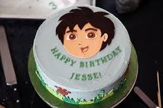 Image result for Diego cake