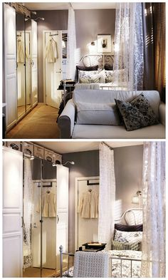 IKEA Liervik Bed. Photos From IKEA Catalog. White BedroomsGuest  BedroomsMaster ...