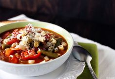 Italian Recipes For Summer: A Warm Weather Dinner Party Feast (PHOTOS)