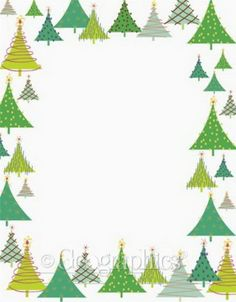 Christmas Border Free Clip Art | christmas-clipart-borders-Merry ...